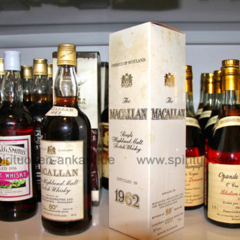 The Macallan 1962 Single Malt Whisky