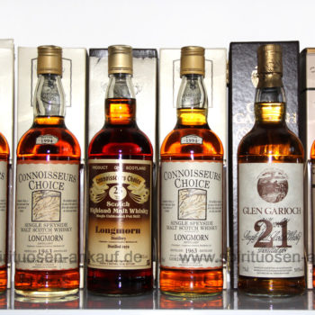 Connoisseurs Choice Longmorn Whisky