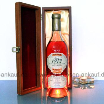 1973 Prunier Cognac