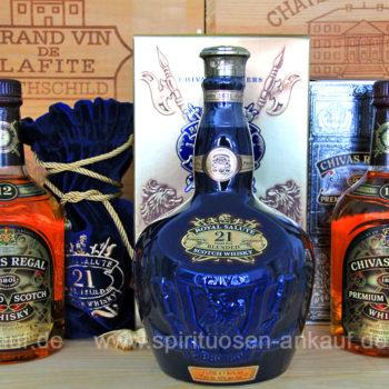 Chivas Regal 21 Royal Salute Whisky