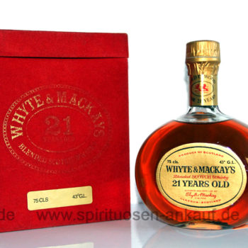 Whyte and Mackay Single Malt Whisky