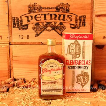 Glenfarclas 25yo Single Malt Scotch Whisky