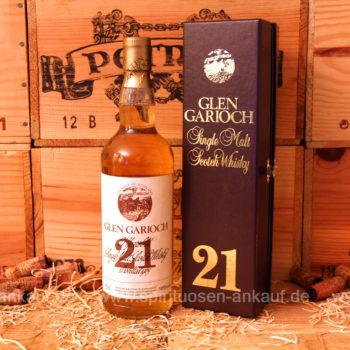 Glen Garioch 21Y 1965 Single Malt Whisky