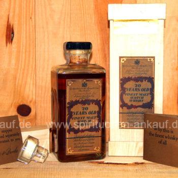 Old Bottle Scotch Whisky