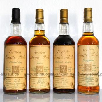 Scotch Single Malt Circle Whisky