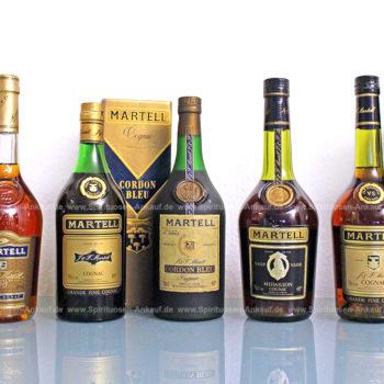 Martell Cordon Bleu 1970s Cognac