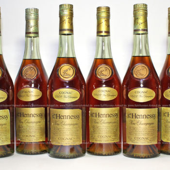 Hennessy Fine Champagne Cognac 1970