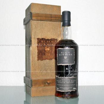 Black Bowmore 1964 Whisky