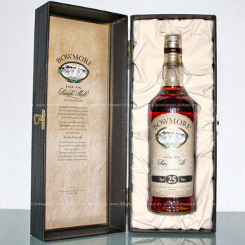 Bowmore 25 Years Old Whisky