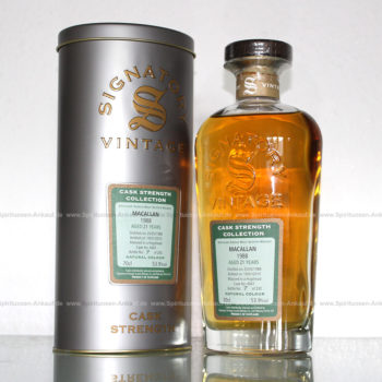 Macallan 1988 Signatory Vintage Whisky