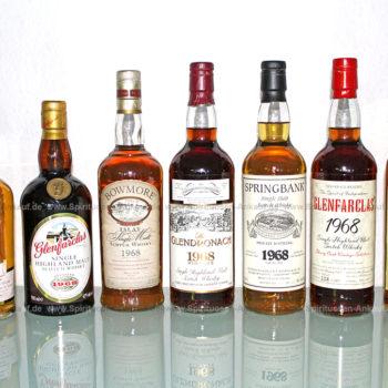 Glendronach 1968 Whisky