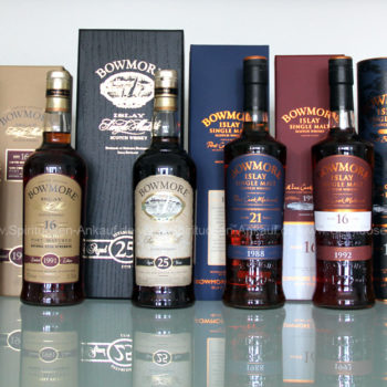 Bowmore Islay Whisky 1989