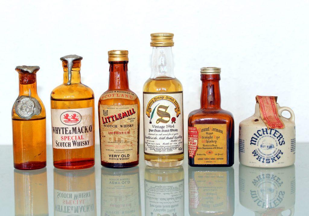 Alte Whiskys