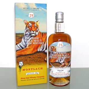 Mortlach Silver Seal 25 Years Old 1989 Whisky Wildlife Collection