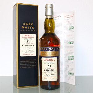 Bladnoch 1977 23 Years Old Rare Malts