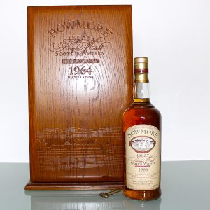 Bowmore 1964 38 Years Old Bourbon Cask