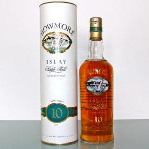 Bowmore 10 Years Screen Print Single Malt Scotch Whisky