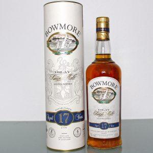 Bowmore 17 Years Single Malt Scotch Whisky